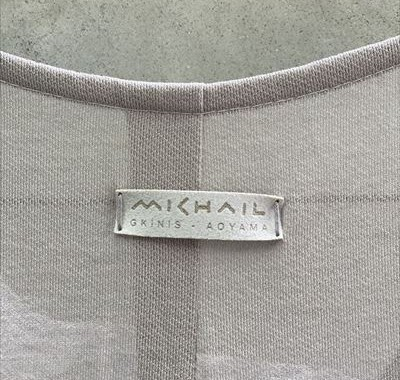 MICHAIL GKINIS AOYAMA S/S2020