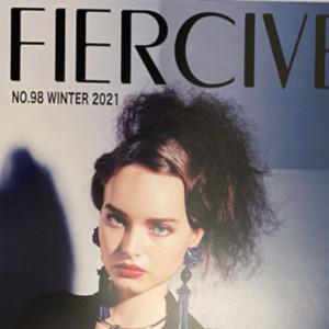 FIERCIVE magazine MICHAIL GKINIS AOYAMA
